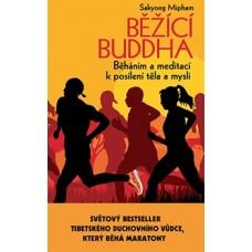 Běžící Buddha