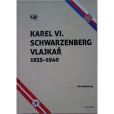 Karel VI. Schwarzenberg Vlajkař