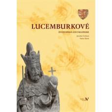 Lucemburkové- životopisná encyklopedie