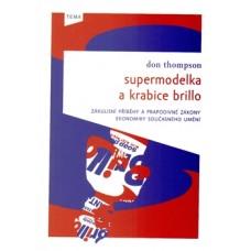 Supermodelka a krabice Brillo