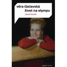 Věra Čáslavská - Život na Olympu